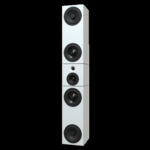 Sehring Audio Systeme 3,5-Wege-Lautsprecher S916 weiss