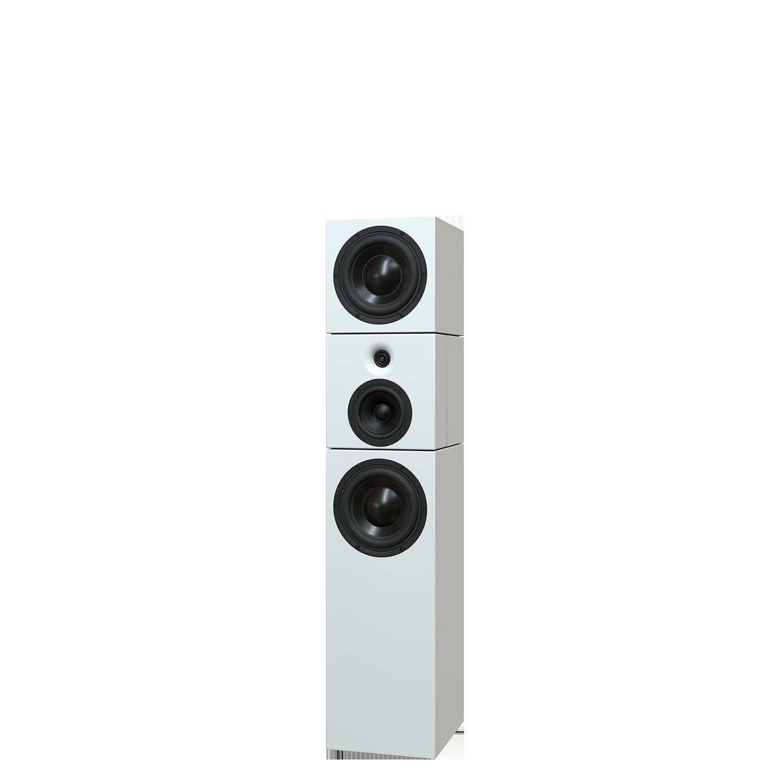 Sehring Audio Systeme 3,5-Wege-Lautsprecher S912 weiss
