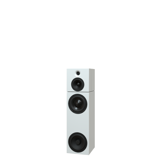 Sehring Audio Systeme 3-Wege-Lautsprecher S903 weiss