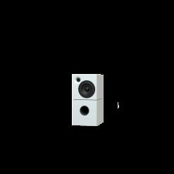 Sehring Audio Systeme 2-Wege-Lautsprecher M802 weiss
