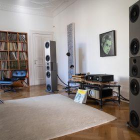 Sehring Audio Systeme 3,5-Wege-Lautsprecher S916