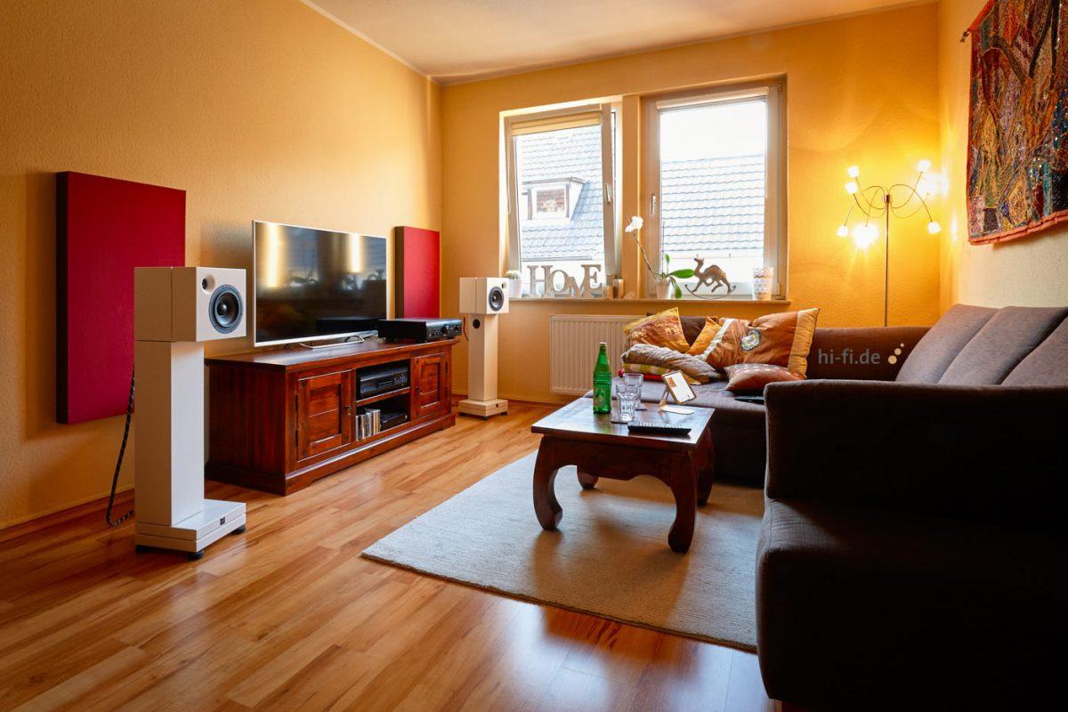 Sehring Audio S801 Studio Lautsprecher