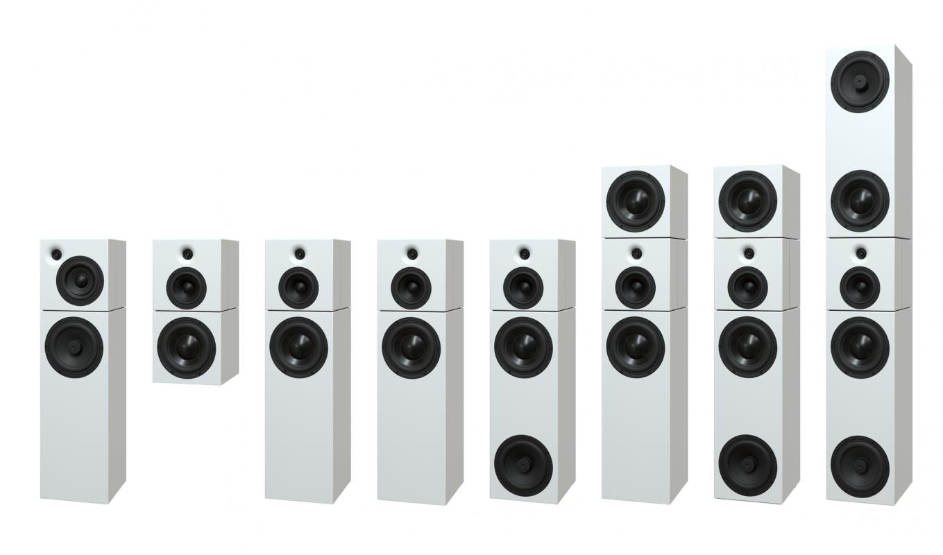 Sehring Audio Systeme GmbH Made in Germany hochwertige Lautsprecher Modulsysteme