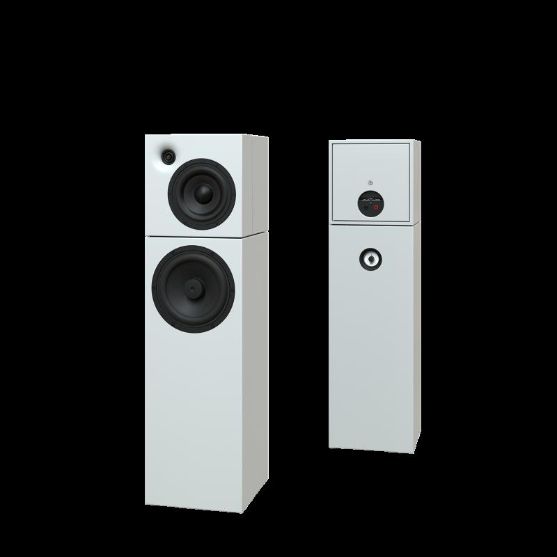 Sehring Audio Systeme 2-Wege-Lautsprecher S803 weiss ohne Basisplatte