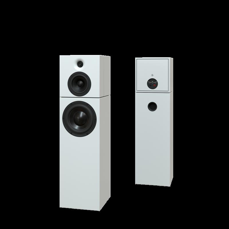 Sehring Audio Systeme 3-Wege-Lautsprecher S901 weiss ohne Basisplatte
