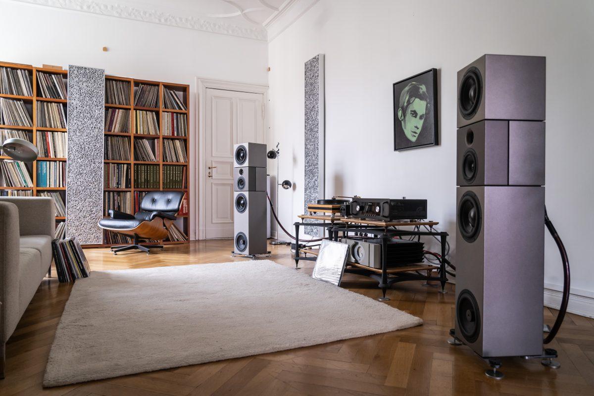 Sehring Audio Systeme 3,5-Wege-Lautsprecher S913