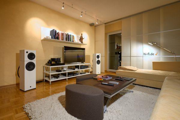 Sehring Audio Systeme 2-Wege-Lautsprecher S803