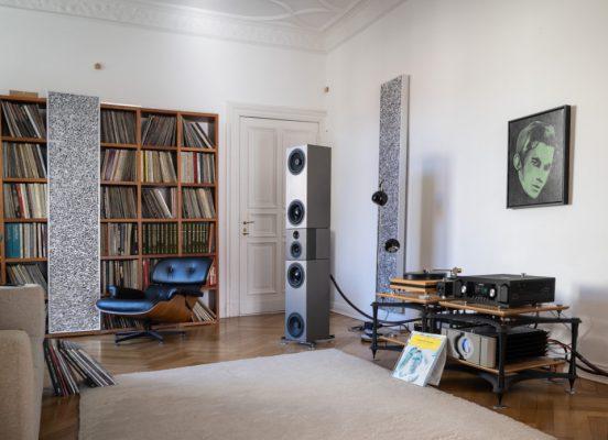 Sehring Audio Systeme Testbericht S916 IMAGE Ausgabe Feb 2020
